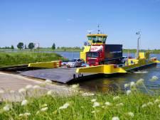 Vaart achter duurzame ponten Bergsche Maas