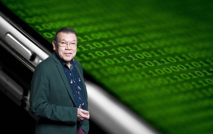 Roy Grünewald over online criminaliteit.