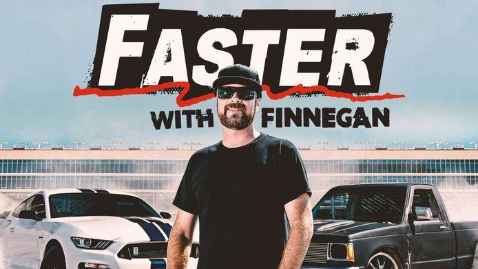 Faster with Finnegan om 21.30 uur te zien op Discovery.