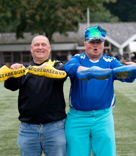 Dorpsderby is ook strijd tussen broertjes Hendrik (54) en Johan Hulleman (57)