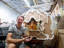 Sterft het draaiorgel uit? Rinaldo (36) hoopt van niet en bouwde er zelf een: 'Lekker herrie maken, geweldig'