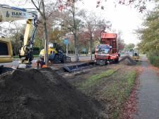 Werken aan comfort fietsers in Roosendaal en Wouw