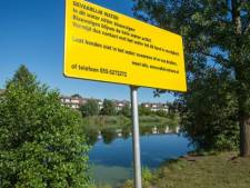 Giftige blauwalgen gevonden op vijver in Ede: vermijd contact met het water