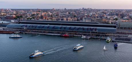 Bruggen over het IJ en voetgangerstunnel met steun uit Den Haag een stap dichterbij