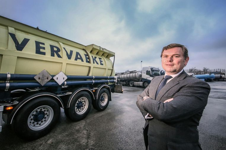 Frédéric Derumeaux, CEO van Vervaeke.