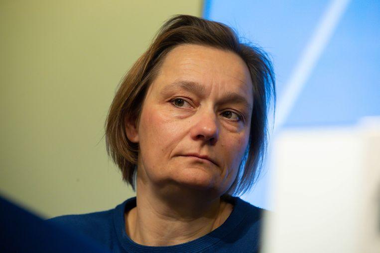 Prof. Erika Vlieghe (UZA/UAntwerpen) trok begin maart aan de alarmbel en meldde dat we in België op een groot tekort aan mondmaskers afstevenden.