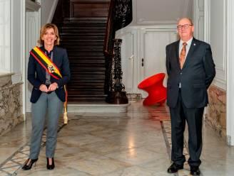 Robert De Mulder (CD&V) officieel aangesteld als waarnemend burgemeester
