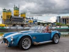 Marcel bouwde zelf deze bijzondere raceauto uit de jaren zestig na: 'Ik was elk weekend bezig'