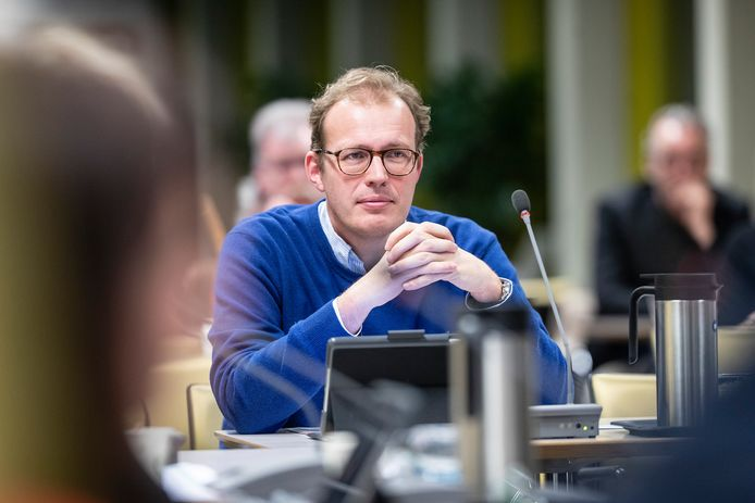 Mark Boumans, burgemeester van Doetinchem.