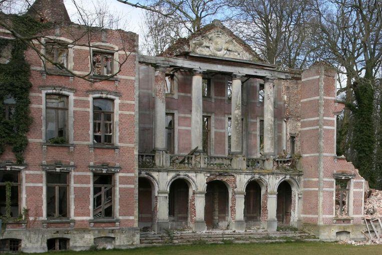 Het uitzicht van het Markizaat werd mee bepaald door de beroemde 18de-eeuwse architect Servandoni.