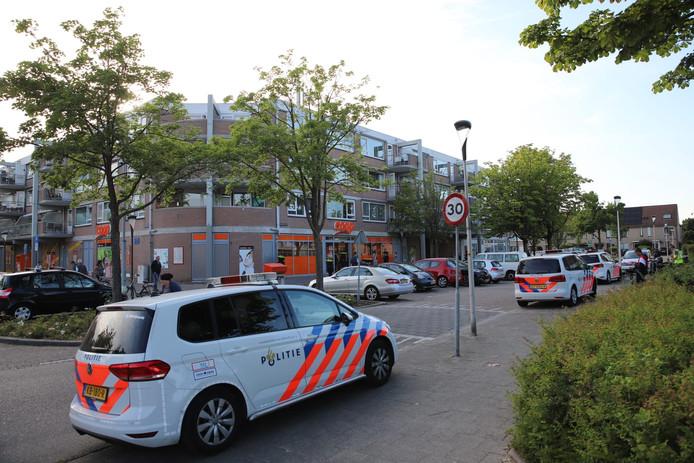 Overval Driewegplein Gouda