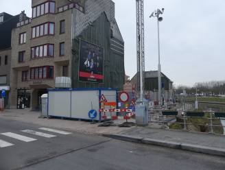 Antoon Van Paryspad tijdelijk afgesloten
