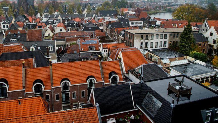 Een keuze voor Amsterdam betekent dat Weesp er een van de 23 gebieden wordt Beeld anp