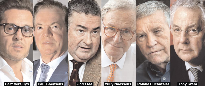 Willen Vlaamse superrijken mee de coronafactuur betalen? Beeld PN/Belga