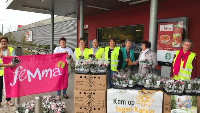 Wie steunt Kom op tegen Kanker tijdens Plantjesweekend?