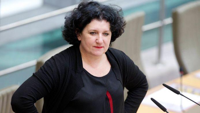 Vlaams minister van Begroting Annemie Turtelboom.