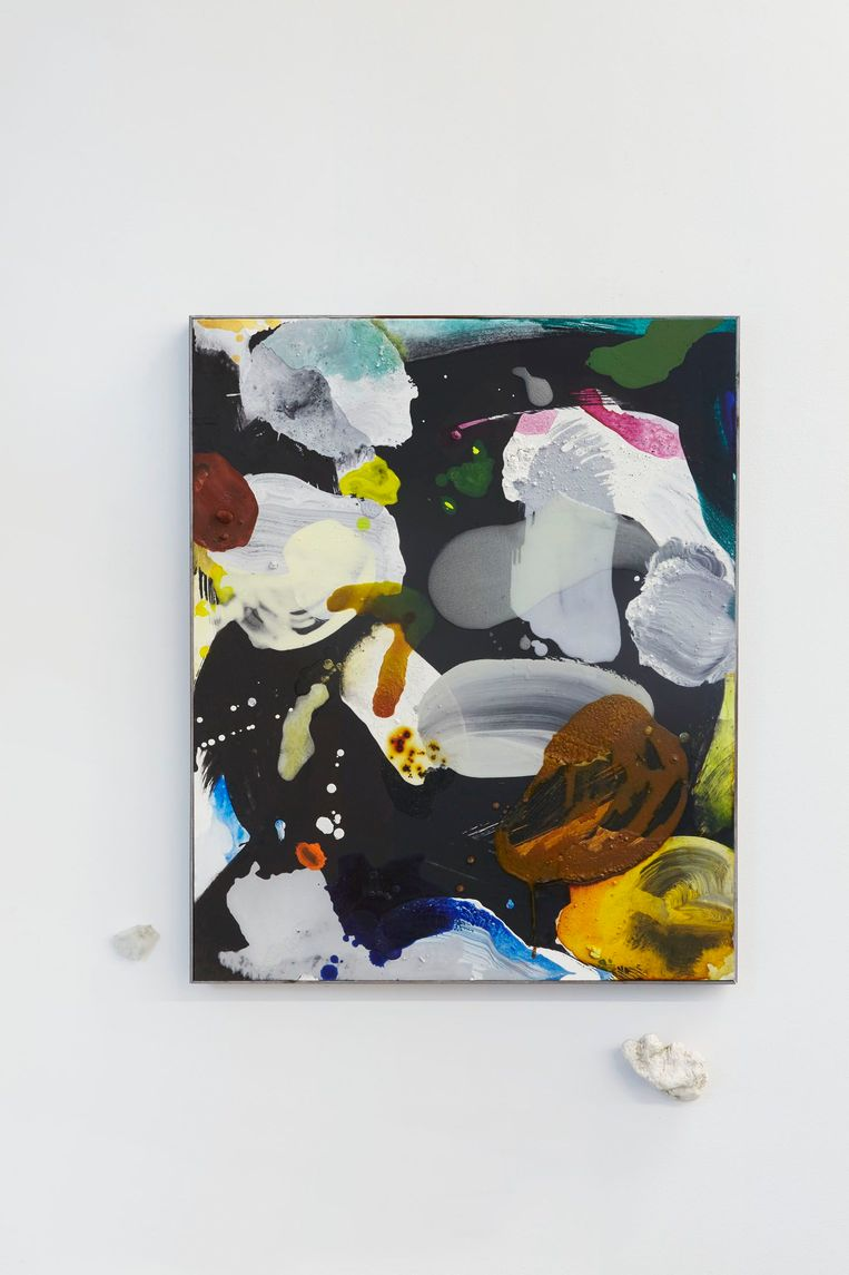 Cristina Lucas,  Composition A War Without Winners, Bruno Latour (2020), tegenboschvanvreden. Beeld Gallery Viewer