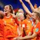Bijzonder koninklijk nieuws voor onze OranjeLeeuwinnen