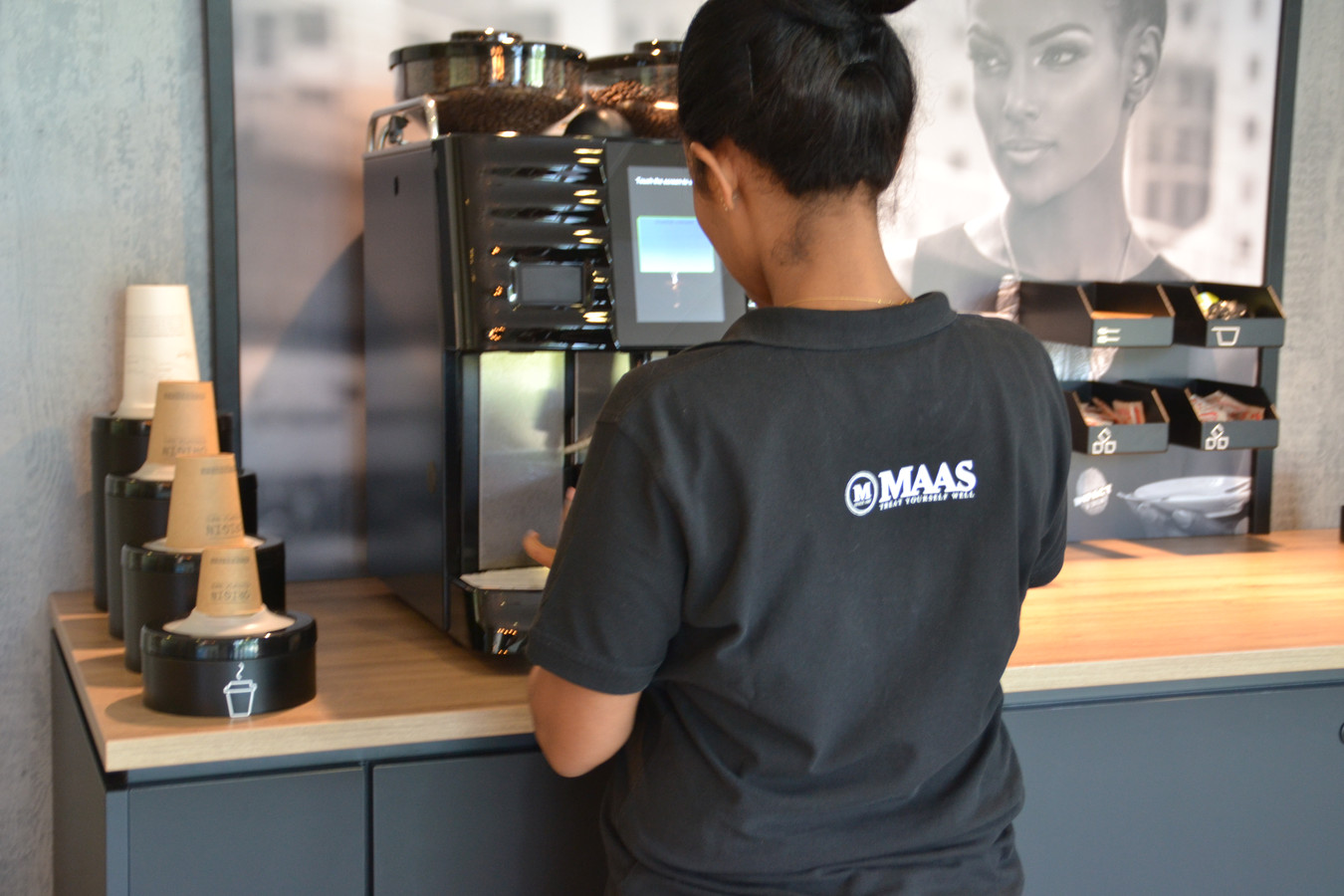 De Sonse leverancier van koffieautomaten Maas,  met zo'n 550 medewerkers, komt in Belgische handen. Miko in Turnhout neemt het bedrijf over.