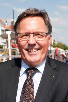Gerard Rabelink stopt als burgemeester Schouwen-Duiveland
