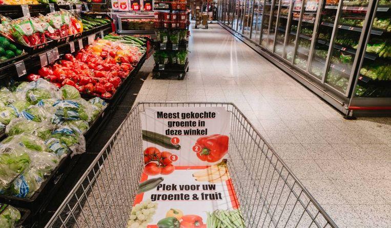 null Beeld Nationaal Actieplan Groenten en Fruit (NAGF)