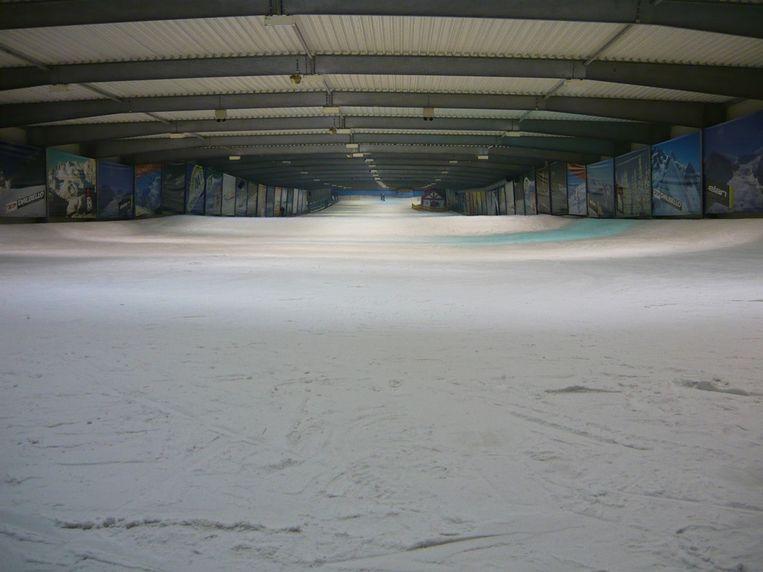null Beeld Snow Valley