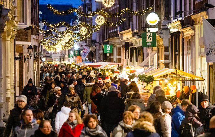 Kerstmarkt Dordrecht 2018.