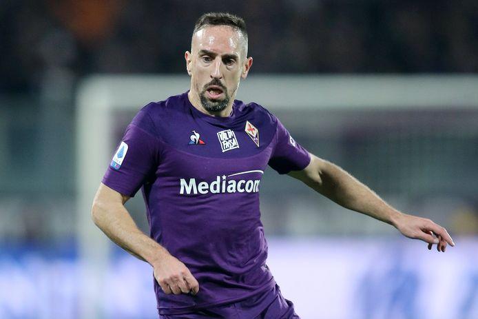 Après un passage de deux ans à la Fiorentina, Frank Ribéry va jouer chez le promu Salernitana.