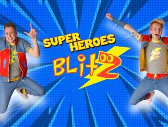 """Muzikaal duo BlitZ wil record grootste livestream met kinderen breken: """"Online bevrijdingsfeest met alle scholen"""""""