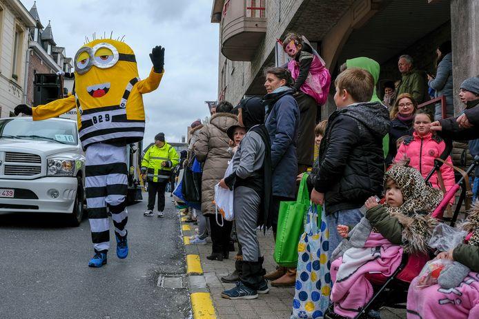 Carnaval in Zaventem