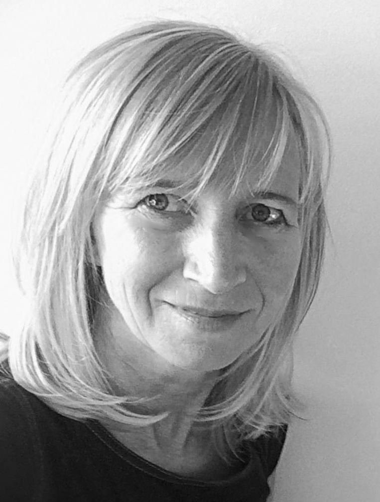 Heleen van der Veld, docent NT2, bestuurder bij Civic, voor beter inburgeringsbeleid. Beeld -