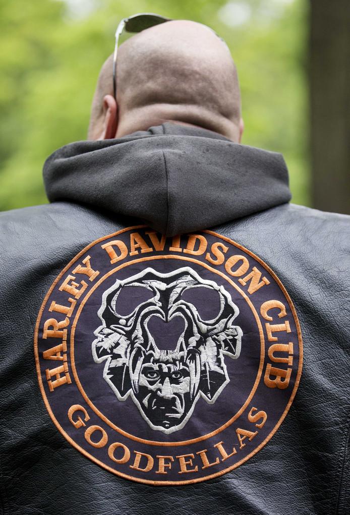 Een lid van een Harley Davidson-club. Foto ter illustratie.