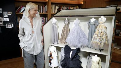 Dior stelt couturecollectie voor in miniversie