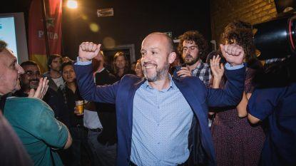 Tom De Meester (PVDA) op weg naar Vlaams parlement