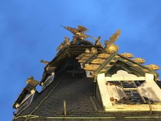 """Belfortspits wordt gerestaureerd: """"Duiven en grote kevers houden er lelijk huis"""""""