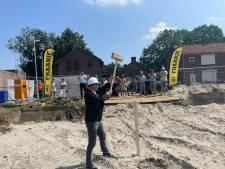 Westdorpe krijgt er zestien nieuwe huizen bij, en die zijn bijna allemaal al verkocht