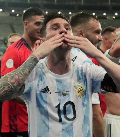 Wens Messi eindelijk vervuld: 'Ik ben zo vaak verdrietig op vakantie gegaan, nu is alles anders'