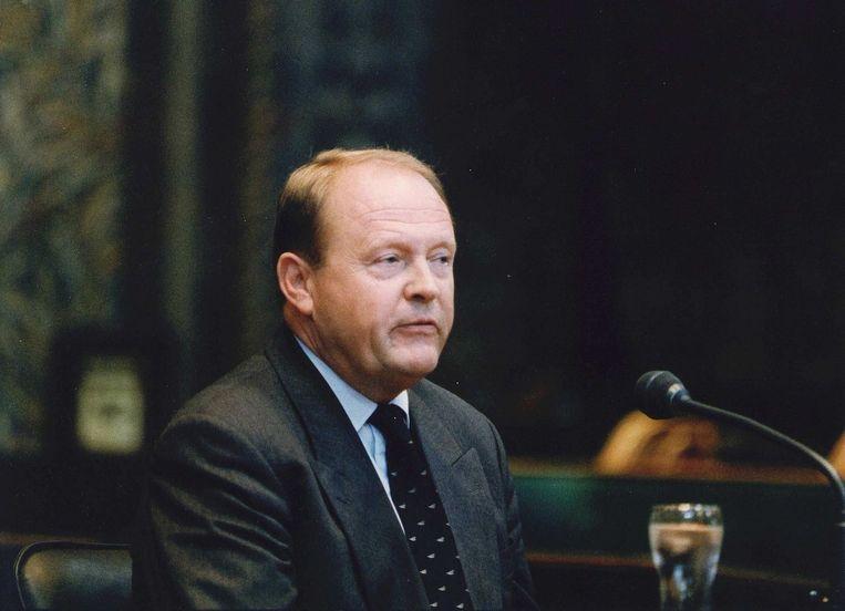 Vrakking in 1997. Beeld anp