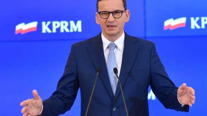 Polen wil noodtoestand uitroepen in grensgebied met Wit-Rusland