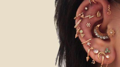Dit is de populairste piercing van het moment (maar je laat hem beter niet bij de juwelier zetten)