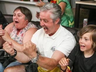 Ongelofelijke beelden: goud voor Nina Derwael zorgt voor immense vreugdetaferelen bij schreeuwende papa Nico