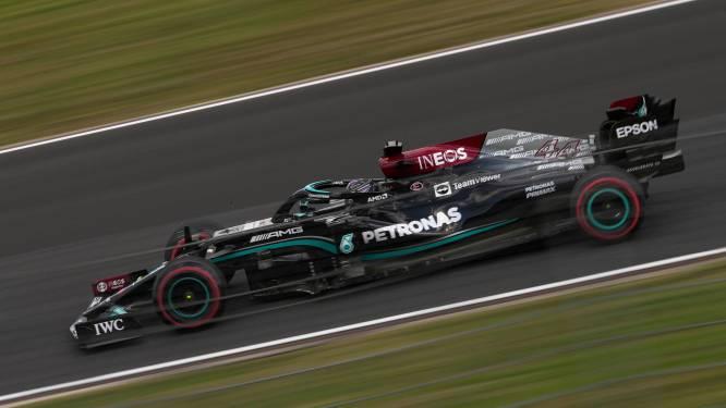 Gridstraf voor Lewis Hamilton bij Grand Prix van Turkije