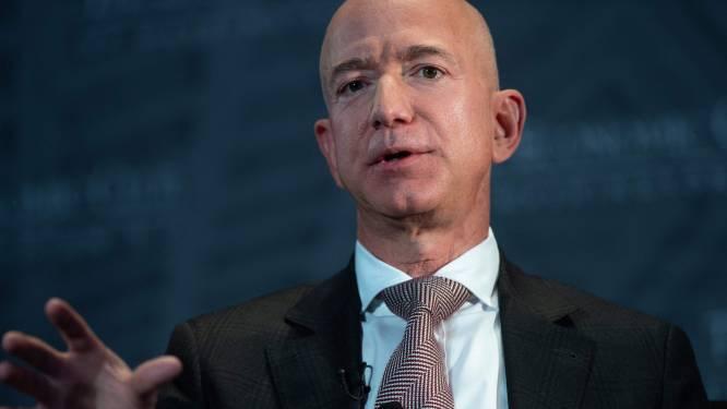 Amazon betaalde de voorbije jaren amper belastingen, maarJeff Bezos beweert nu voorstander te zijn van belastingverhoging