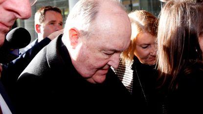Australische aartsbisschop krijgt één jaar huisarrest voor toedekken kindermisbruik