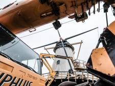 Nieuwe wieken voor monumentale molen De Hoop in Giesbeek