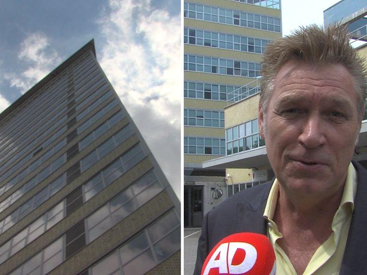 Eerste wolkenkrabber van Den Haag is weer zo goed als nieuw