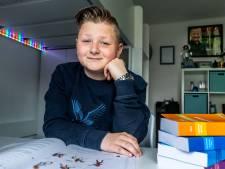 Hoe gaat het nu met volkszanger Pietje Tomassen (12), die de harten van Nederland veroverde in Hollands Got Talent?