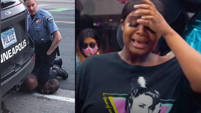 Politie kwam niet weg met eigen versie van dood Floyd dankzij video van tiener