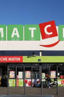 Match et Smatch: quatre magasins sauvés, les licenciements secs limités