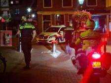 Vechtpartij in centrum van Maarssen, politie deelt twee boetes uit